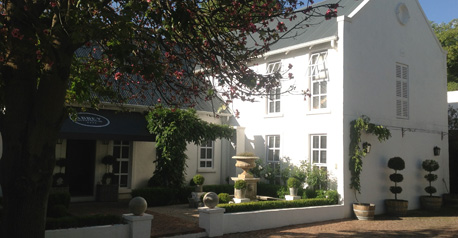 johannesburg bed and breakfast
